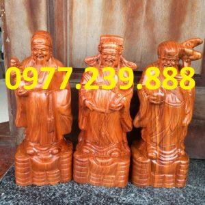 bán tượng tam đa đầu nhỏ gỗ hương 70cm