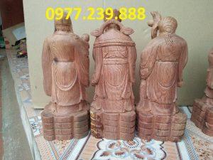 bán thần tài bằng gỗ