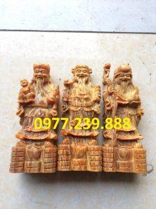 tượng tam đa đầu to gỗ huyết long hà nội