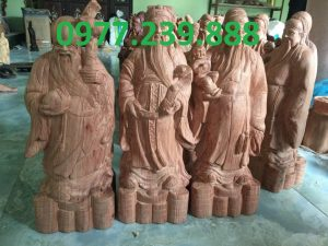 tam đa gỗ hương vân