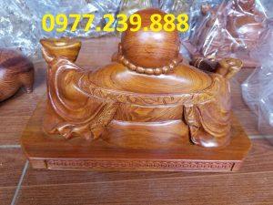 tuong di lac xoai go huong 15cm