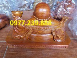 tuong di lac xoai go huong 30cm