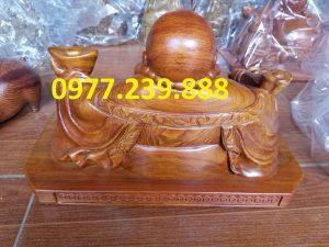 tuong di lac xoai go huong 40cm
