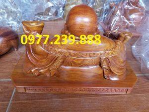 tuong di lac xoai go huong 50cm