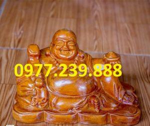 tuong phat di lac go huong 15cm