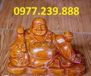 tuong phat di lac go huong