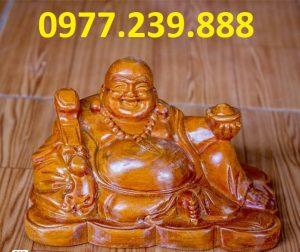 tuong phat di lac go huong 60cm