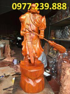 tuong quan cong chong dao go huong 40cm
