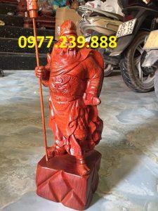 tuong quan cong go huong 70cm