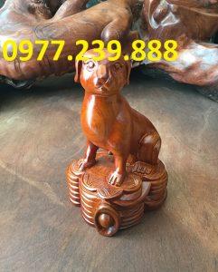 bán tượng chó hương giá gốc