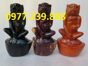 bán tượng khỉ bằng hương giá gốc