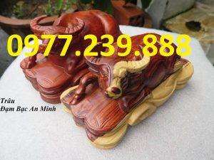 bán trâu gỗ hương