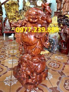 ban di lac vac canh dao bang go huong