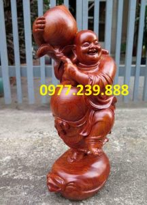 ban di lac vac dao go huong 50cm
