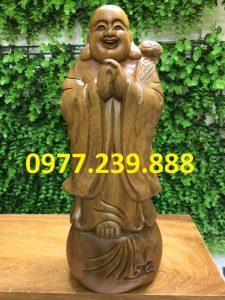 ban tuong chuc phuc bang go bach xanh
