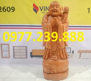 ban tuong chuc phuc go huong 30cm