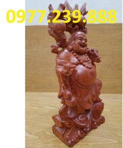 ban tuong di lac ganh dao go huong 15cm