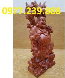 ban tuong di lac ganh dao go huong 20cm
