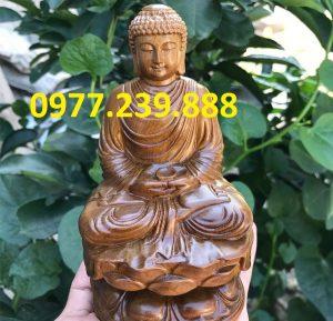 ban tuong phat ong adida bang go bach xanh