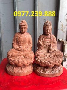 ban tuong phat ong adida go huong