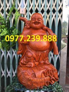phat di lac vac canh dao bang go huong 70cm