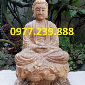 phat ong adida bang go bach xanh 40cm