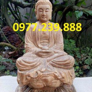 phat ong adida bang go bach xanh 50cm