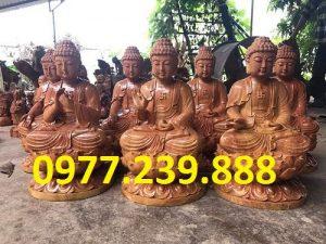 phat ong bang go huong 15cm