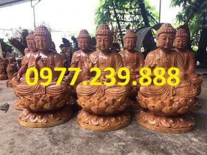 phat ong bang go huong 20cm