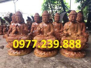 phat ong bang go huong 50cm