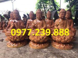 phat ong bang go huong 60cm