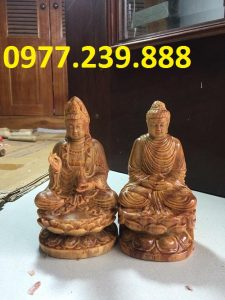 phat ong thich ca bang go huyet long 30cm
