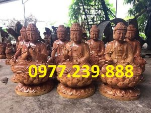 phat ong thich ca go huong 20cm