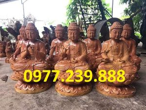 phat ong thich ca go huong 30cm