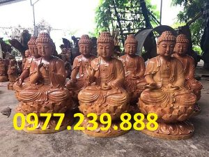 phat ong thich ca go huong 60cm