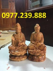 phat ong thich ca go huyet long 15cm