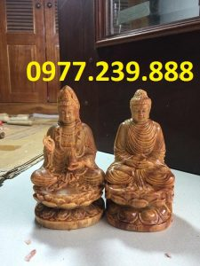 phat ong thich ca go huyet long 20cm