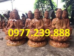 phat ong tuong go huong 15cm