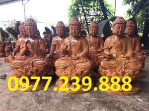 phat ong tuong go huong 50cm
