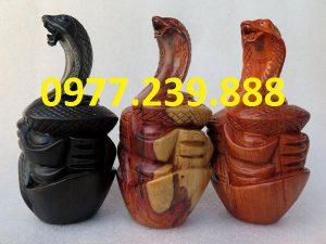 tượng rắn bằng hương giá gốc