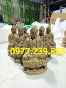 tuong adida bang go bach xanh 30cm