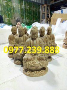 tuong adida bang go bach xanh 40cm