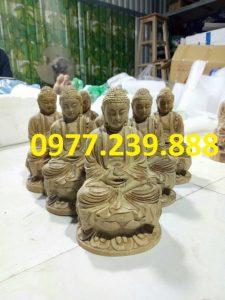 tuong adida bang go bach xanh 50cm