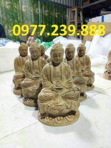 tuong adida bang go bach xanh 60cm