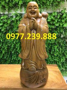 tuong chuc phuc bang bach xanh 30cm