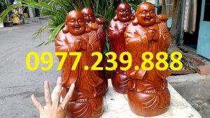 tuong chuc phuc go huong 30cm