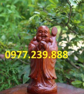 tuong chuc phuc go huong 50cm