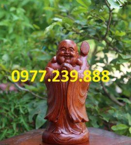 tuong chuc phuc go huong 60cm