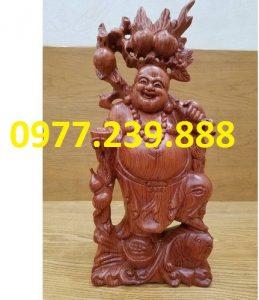 tuong di lac ganh dao cuoi ca chep bang huong 60cm