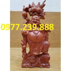 tuong di lac ganh dao go bang huong 20cm
